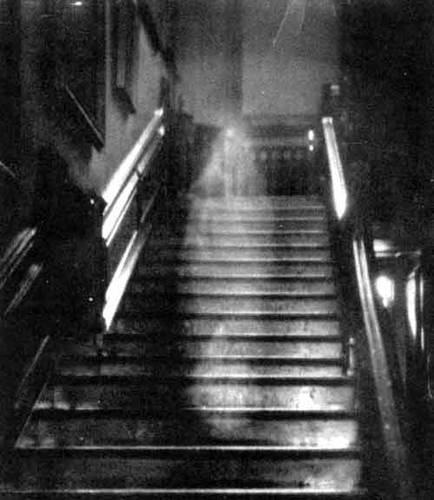Ghost Photos - The Brown Lady